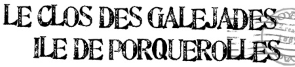 Le Clos des Galéjades : Location de vacances à Porquerolles - Var