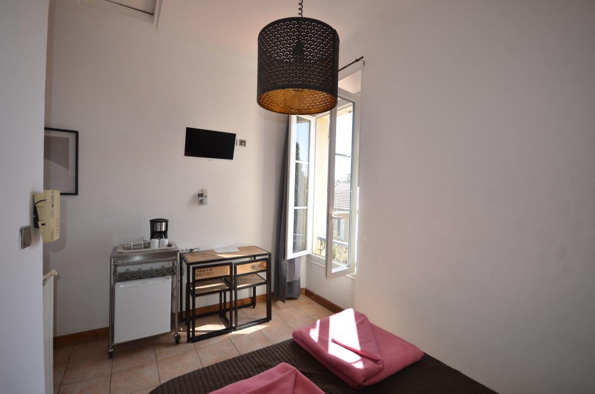 Chambre villa etage Porquerolles