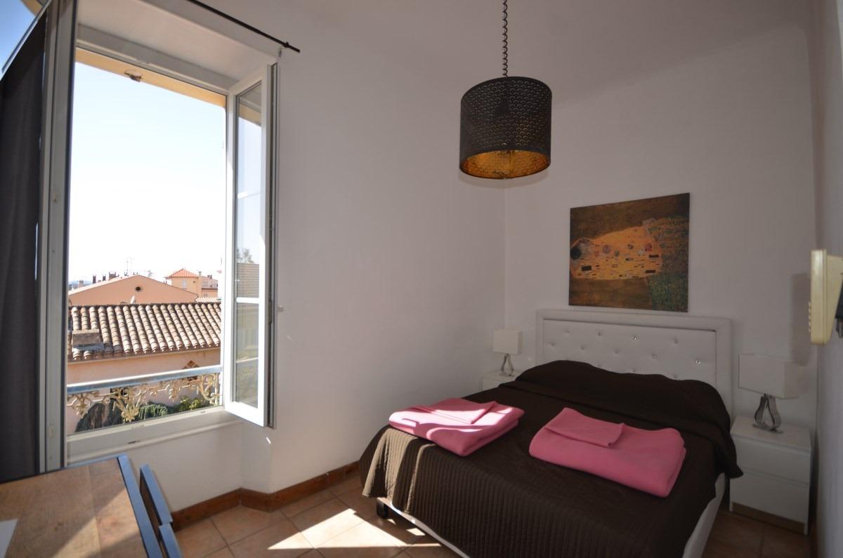 Chambre villa rdc Porquerolles