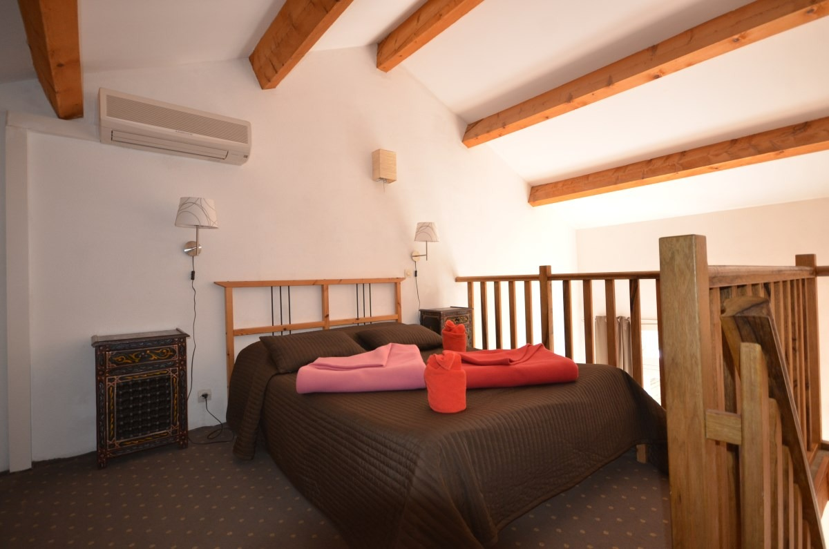 location studio terrasse au phare Porquerolles - Le clos des Galéjades