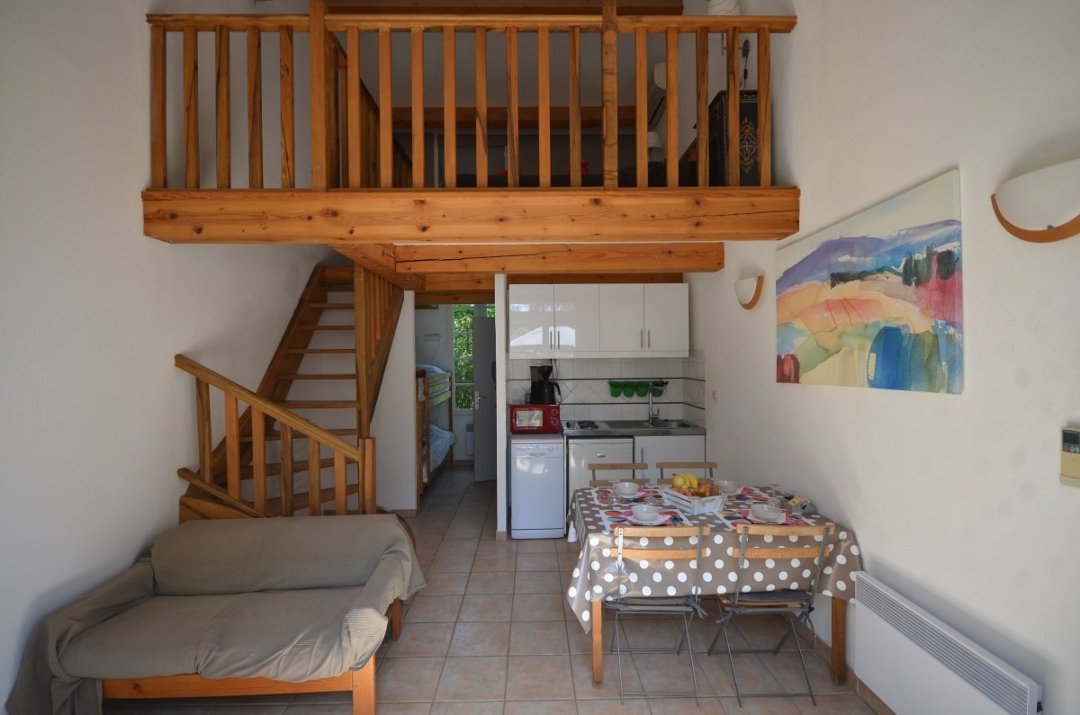 studio terrasse au phare Porquerolles