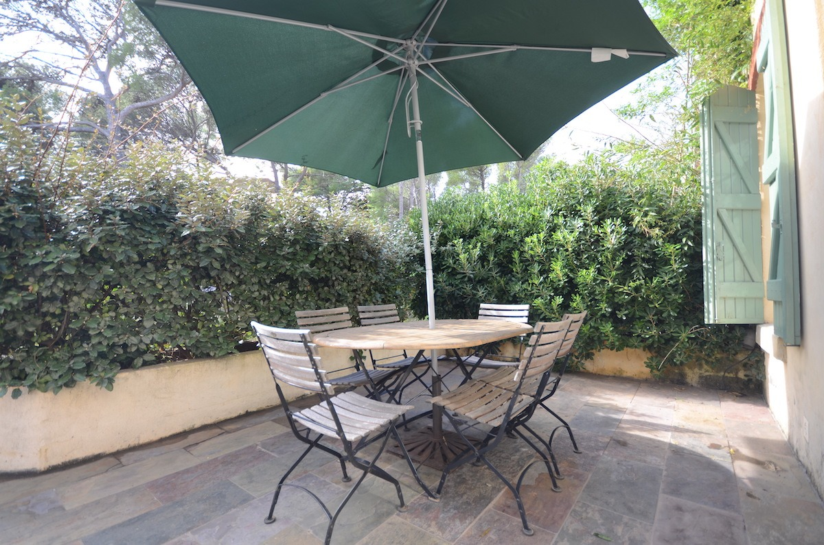 Location appartement T2 porquerolles var la terrasse