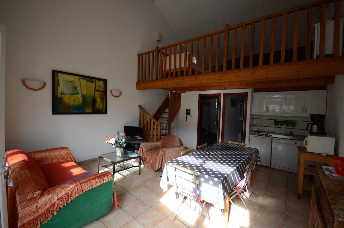 Location appartement T2 porquerolles var